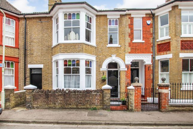 Thumbnail Terraced house for sale in Grove Road, Leighton Buzzard