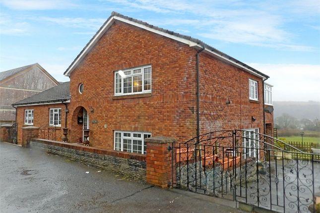 Thumbnail Detached house for sale in Nantyglyn Road, Glanamman, Ammanford, Carmarthenshire