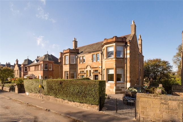 Thumbnail Semi-detached house for sale in Polwarth Grove, Edinburgh