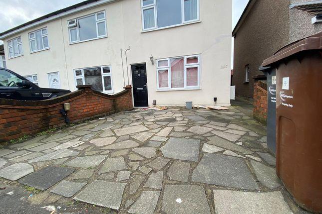 Thumbnail Terraced house to rent in Whalebone Lane, Dagenham