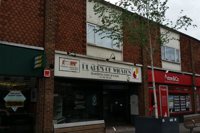 Thumbnail Retail premises to let in Long Street, Wigston, Leicester