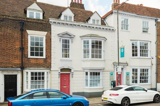 Thumbnail Semi-detached house to rent in St. Dunstans Street, Canterbury