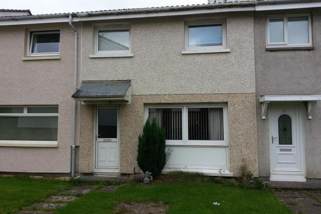 Thumbnail Terraced house to rent in Redgrave, East Kilbride, Glasgow
