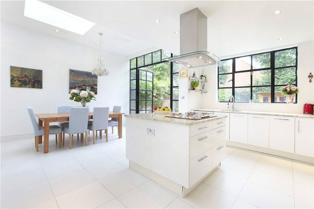 Thumbnail Semi-detached house for sale in Malwood Road, Clapham South, London