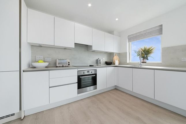 """Kitchen of """"Nestle Apartments"""" at Nestles Avenue, Hayes UB3"""