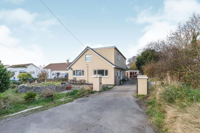 Thumbnail Bungalow for sale in Barripper, Camborne, Cornwall