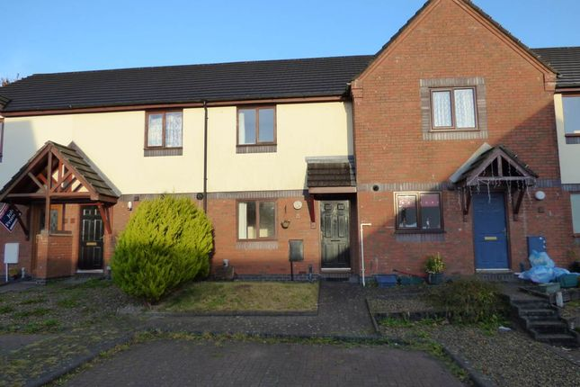Thumbnail Terraced house to rent in Burgess Meadows, Carmarthen, Carmarthenshire