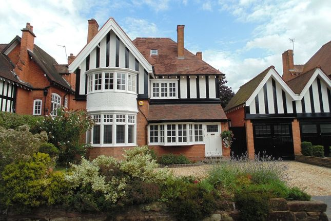 Thumbnail Link-detached house for sale in Ashleigh Road, Solihull