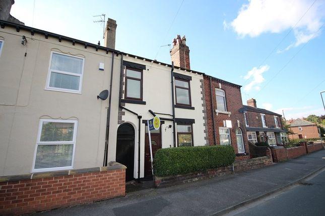 Thumbnail Terraced house to rent in Gillett Lane, Rothwell, Leeds