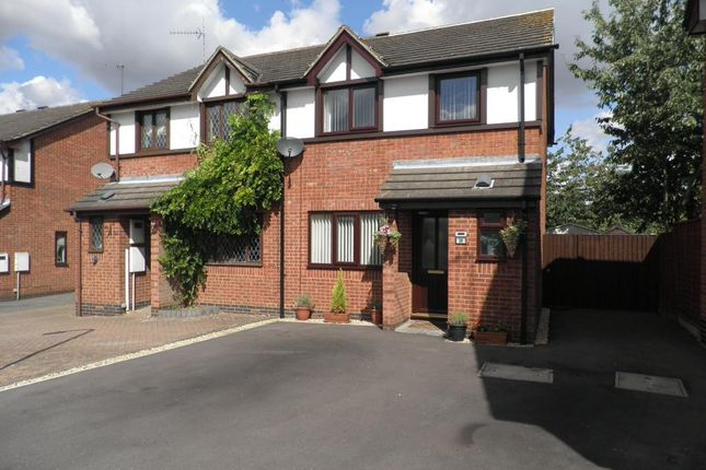 Thumbnail Property to rent in Holly Close, Grantham