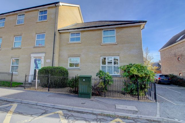 Thumbnail Flat for sale in Summer Court, Croxton Road, Thetford
