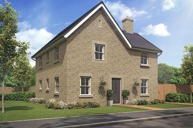 "4 bedroom detached house for sale in ""Alderney"" at Burlow Road, Harpur Hill, Buxton"