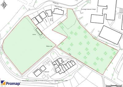 Thumbnail Land for sale in Site A And B Moss Lea, Bolton