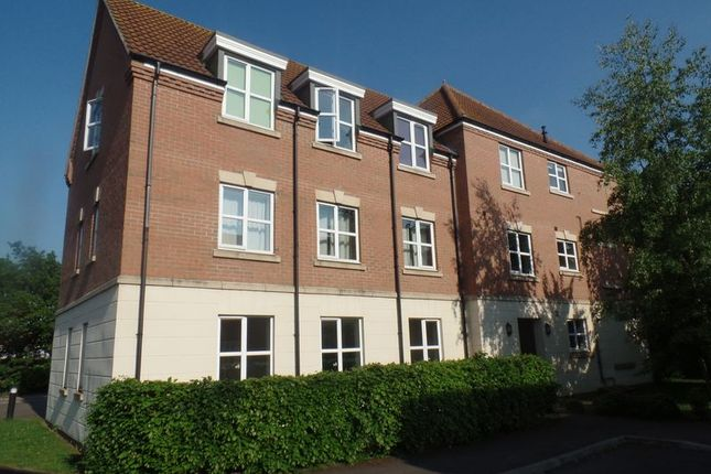 Thumbnail Flat to rent in Nero Way, North Hykeham, Lincoln