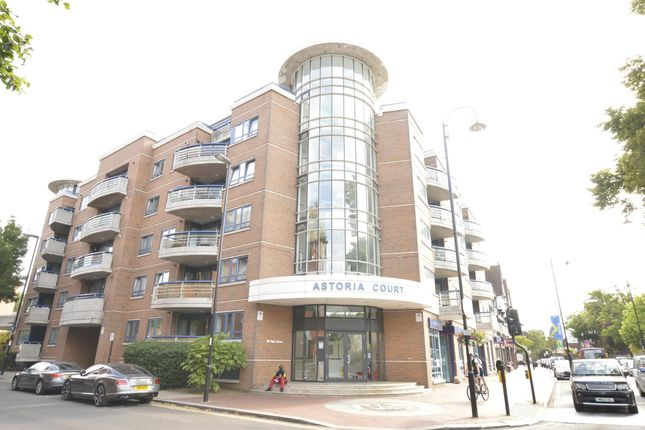 Thumbnail Flat to rent in Astoria Court, High Street, Purley