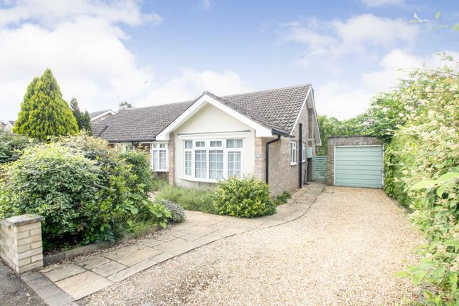 Thumbnail Semi-detached bungalow to rent in Loring Road, Sharnbrook, Bedford