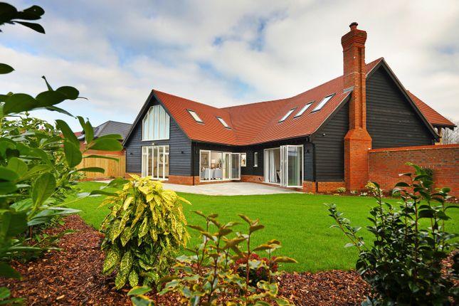 Thumbnail Semi-detached house for sale in Tithebarns Lane, Send