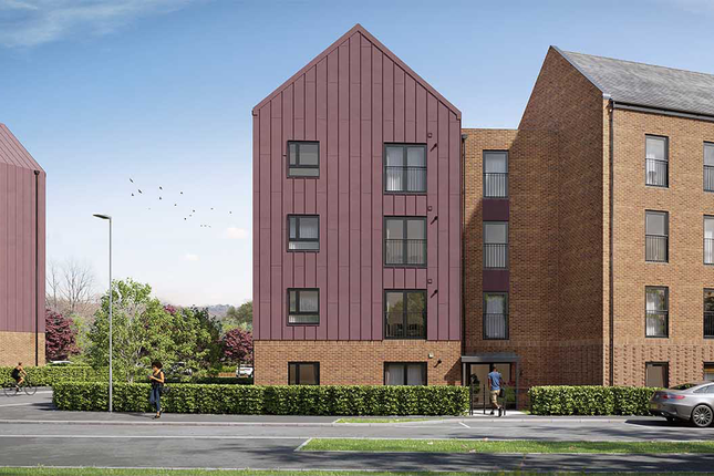 """Thumbnail Flat for sale in """"The Berkeley"""" at Pinkston Road, Glasgow"""
