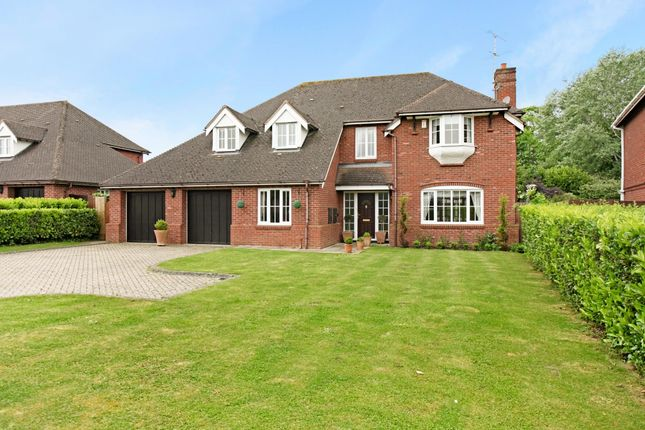 Thumbnail Detached house to rent in Hatherley Gate, Cheltenham