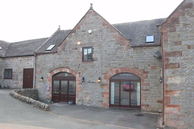 Thumbnail Cottage to rent in Bradnop, Leek