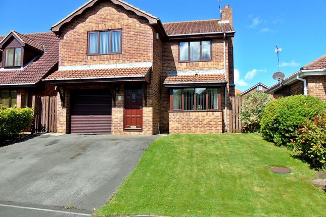 Thumbnail Detached house for sale in Willow Grove, Horden, Peterlee