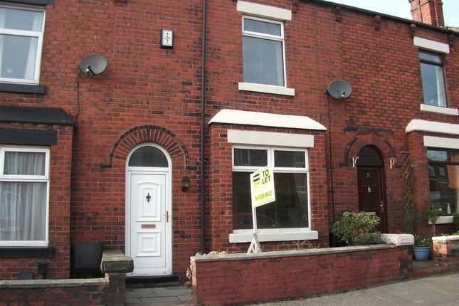 Thumbnail Terraced house to rent in Travers Street, Horwich, Bolton