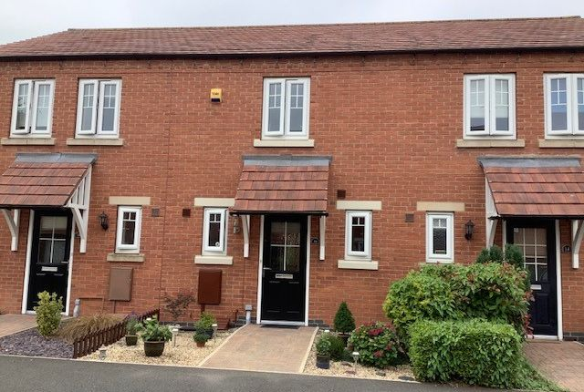 2 bed terraced house for sale in Hope Way, Church Gresley DE11