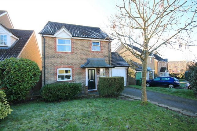 Thumbnail Detached house to rent in Middleton Court, Newbury