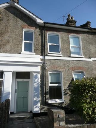 Thumbnail Terraced house to rent in Montpelier Road, London