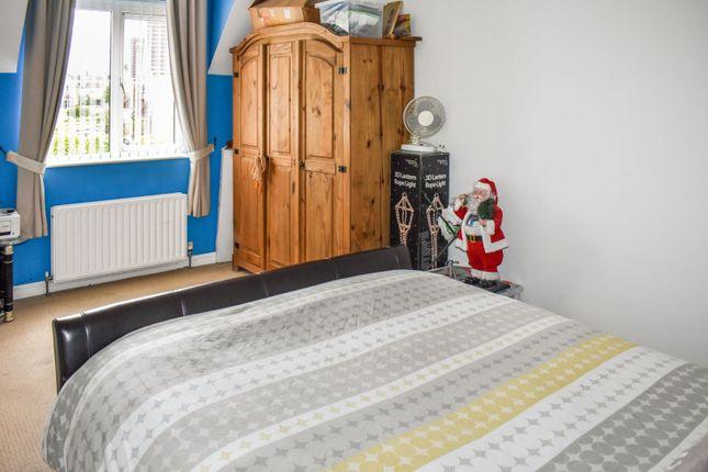Master Bedroom of Castleview Cottage Gardens, Belfast BT5