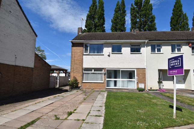 3 bed end terrace house for sale in Petitor Crescent, Coventry CV2