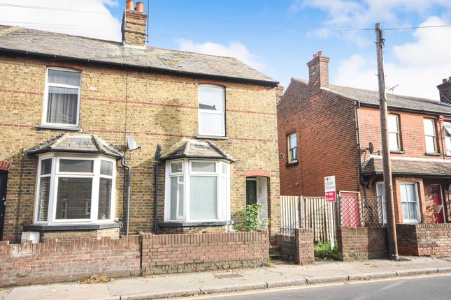 Thumbnail End terrace house for sale in Critchett Terrace, Rainsford Road, Chelmsford