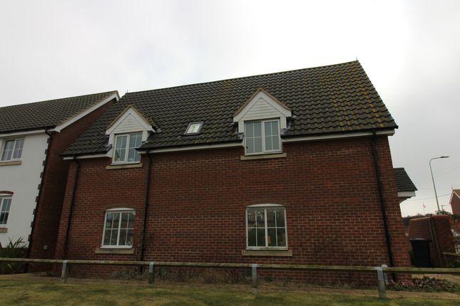 Thumbnail Flat to rent in Chapel Road, Carlton Colville, Lowestoft