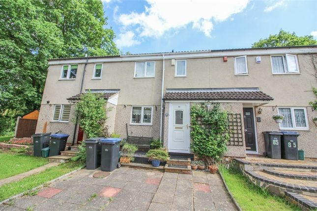 Thumbnail Terraced house for sale in Spruce Hill, Harlow, Essex