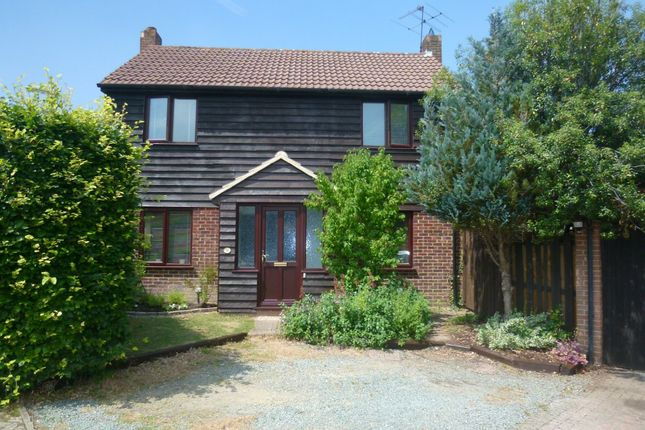 Thumbnail Detached house to rent in Saxon Way, Lychpit, Basingstoke