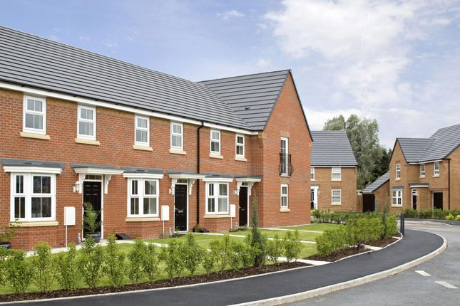"Thumbnail End terrace house for sale in ""Dawley"" at St. Lukes Road, Doseley, Telford"