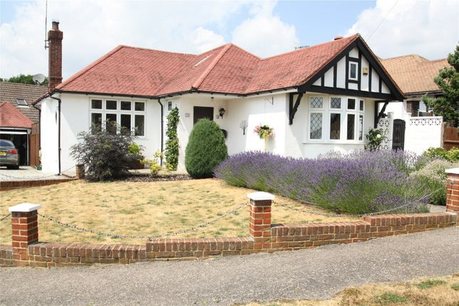 Thumbnail Detached bungalow for sale in Woodlands Drive, South Godstone, Godstone