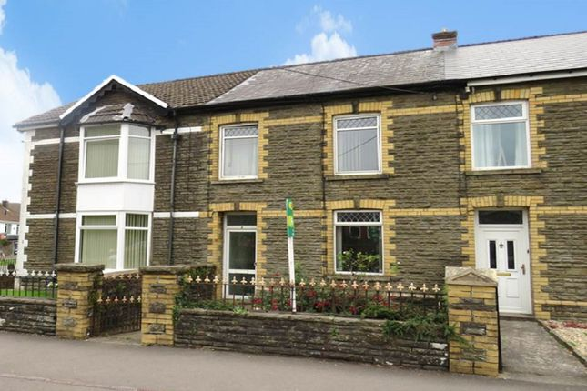 Thumbnail Terraced house for sale in Stuart Terrace, Talbot Green, Pontyclun