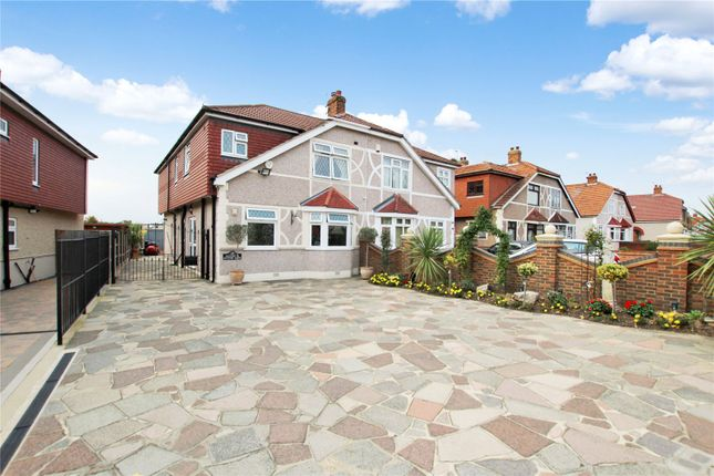 Thumbnail Semi-detached house for sale in Elmcroft Avenue, Sidcup, Kent