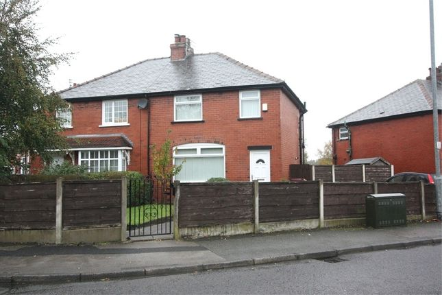 Thumbnail Semi-detached house to rent in Pilkington Road, Kearsley, Bolton, Lancashire