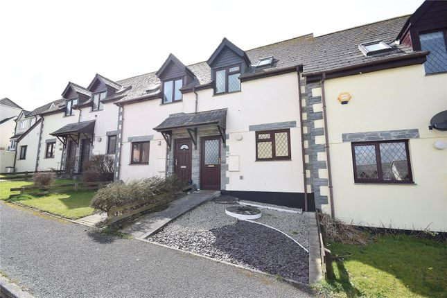 Terraced House For Sale In Clover Lane Close Boscastle