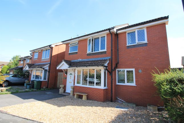 Thumbnail Detached house for sale in Blenheim Way, Portishead, North Somerset