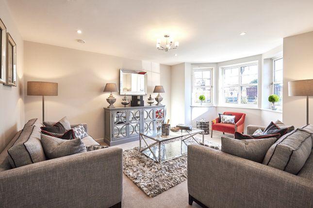 Living Room of Northcourt Avenue, Reading RG2