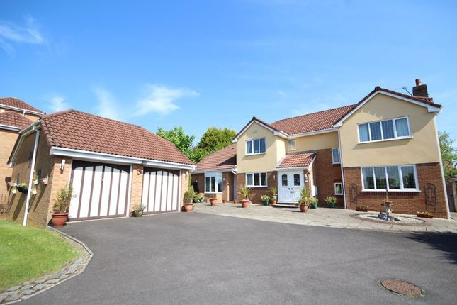 Thumbnail Detached house for sale in Lawrence Close, Norden, Rochdale