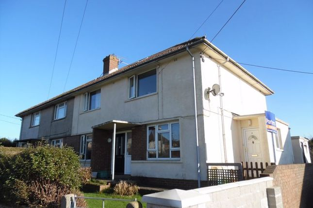 Thumbnail Flat to rent in Lon Yr Eglwys, St. Brides Major, Bridgend