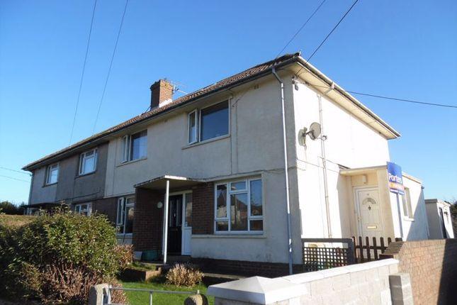 Thumbnail Flat to rent in Lon Yr Eglwys, St. Brides Major, Bridgend