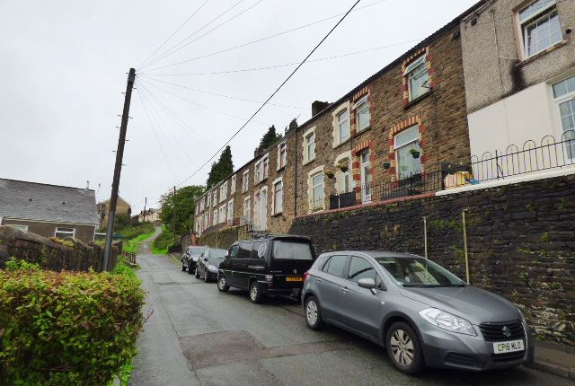 Thumbnail Terraced house for sale in Nantyrychain Terrace, Pontycymer