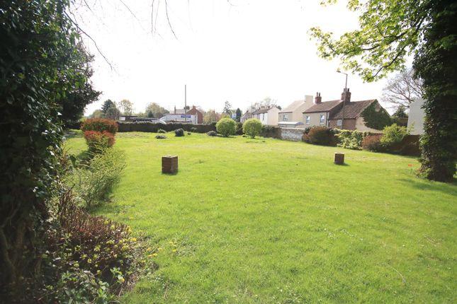 Thumbnail Land for sale in Corner Of Manor Road/Carr Side Lane, Hatfield, Doncaster