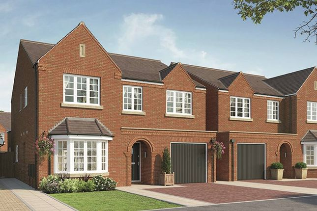 """Thumbnail Property for sale in """"The Pebworth"""" at Holwell Road, Pirton, Hitchin"""