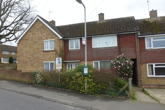 Thumbnail Terraced house to rent in St. Johns Road, Yeovil